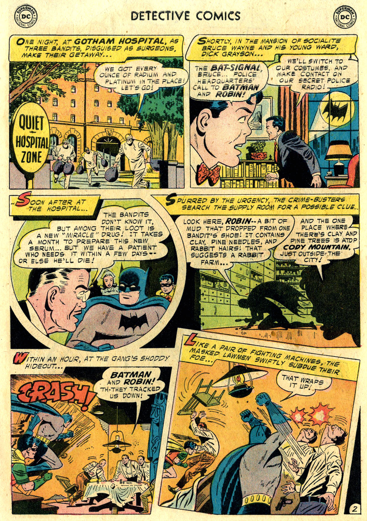 Read online Detective Comics (1937) comic -  Issue #248 - 4
