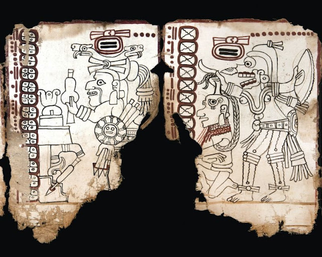 Mexican experts: nearly 1,000-year-old Maya text authentic