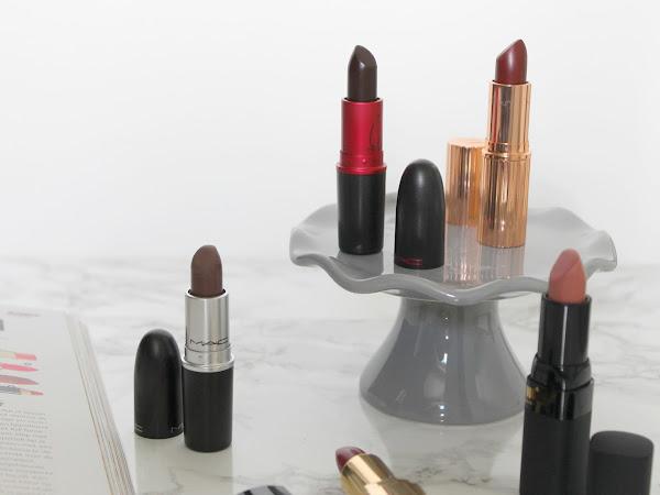 My Current Favorite Lipsticks