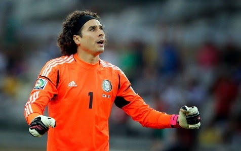Guillermo Ochoa has alerted Liverpool and Arsenal