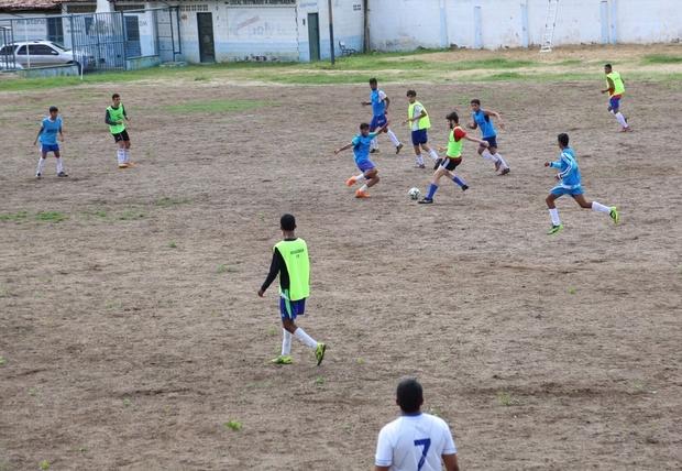 Após avaliações, Ypiranga seleciona 49 jogadores nas categorias Sub-15 e Sub-17