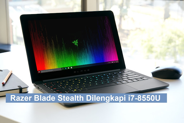 Tempat service laptop gaming razer blade stelth