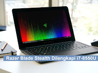 Harga dan Spesifikasi Laptop Gaming Razer Blade Stealth Upgrade Terbaru
