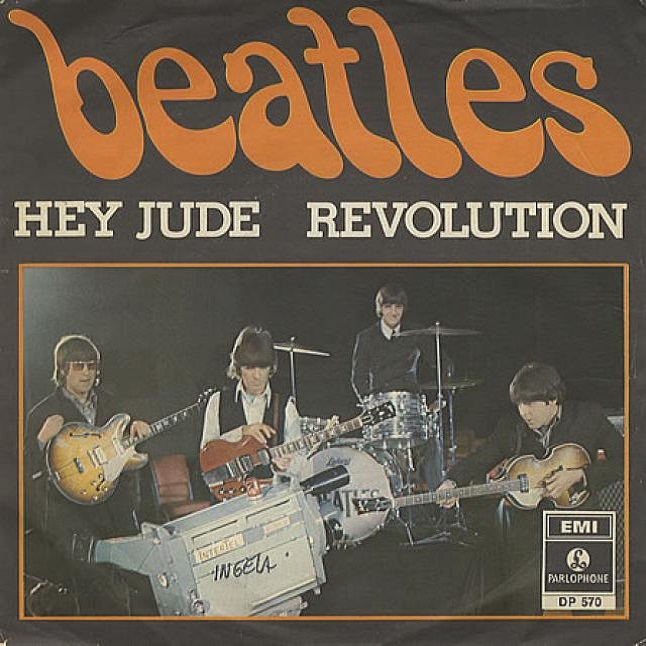 Hey Jude. The Beatles