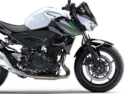 Kawasaki Z250 Terbaru Sudah Meluncur di Thailand, Di Indonesia Kapan ?