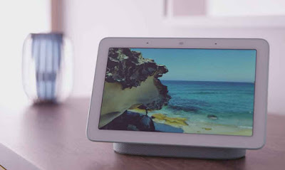 Google Home Hub Ambient EQ