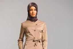 56 Model Baju Muslim Modis Desain Terbaru 2019