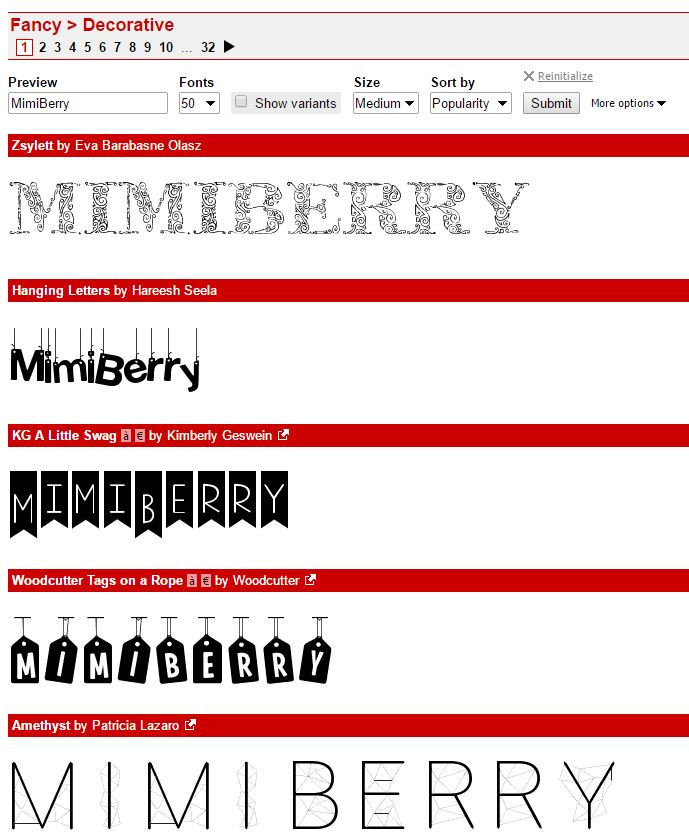 mimiberry creations: How to get Free Fonts (Easily)