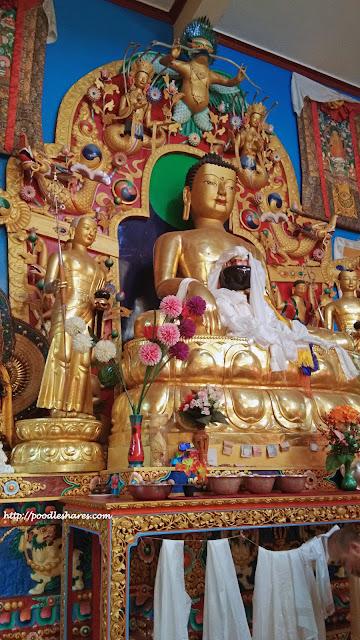 Lord Budha-Kais Monastery-Trip to Manali-Kullu