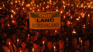 Our land Gorkhaland