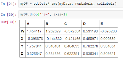 Data Science & Machine Learning - 4 3 1 Pandas DataFrames