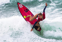 13 Alyssa Spencer Grandstand Sports Clinic Womens Pro foto WSL Paul Danovaro