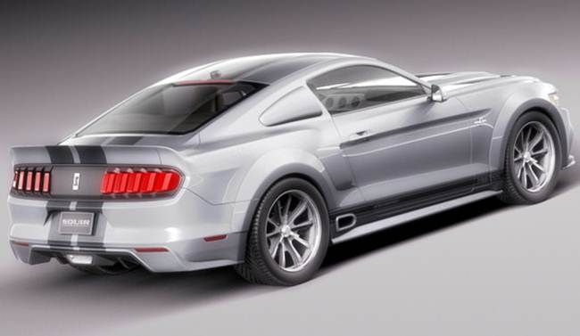 2017 Ford Mustang Super Snake Rumors And Release Date