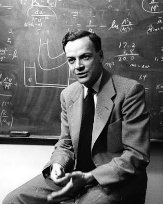 Σαν σήμερα … 100 χρόνια από τη γέννηση του Richard Feynman.