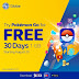 Globe and TM offers 30 days free access or 1GB allocation to Pokemon GO