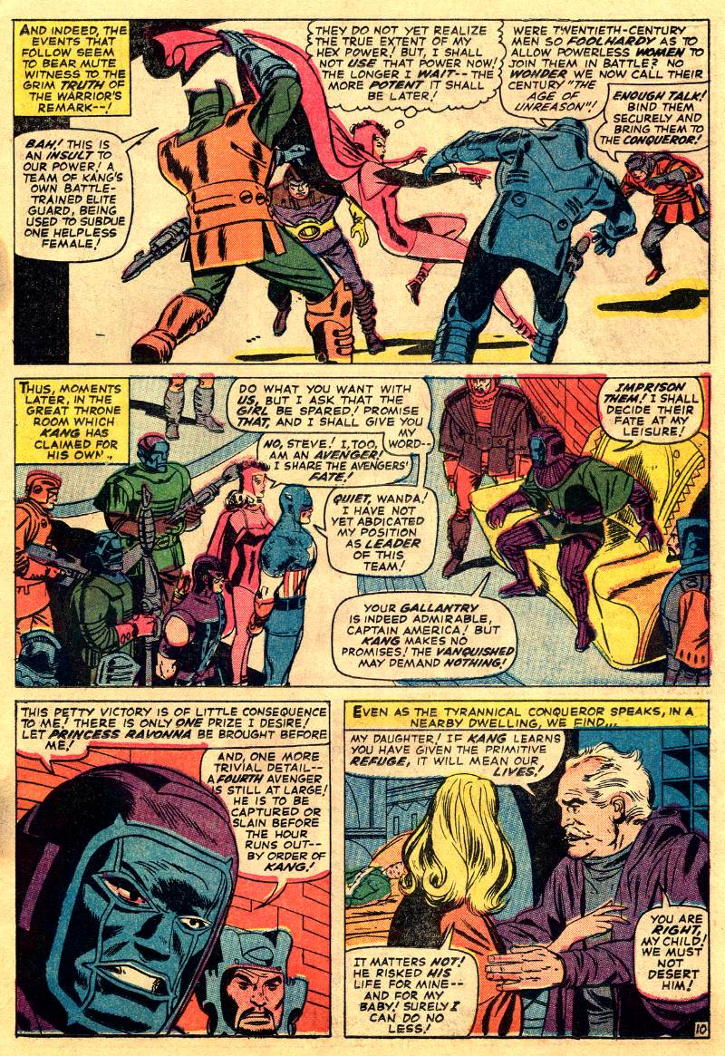 The Avengers (1963) 24 Page 10