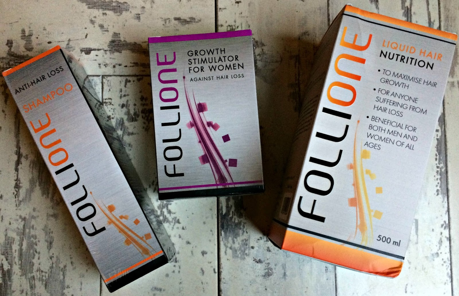 Folione Anti Hair Loss Products