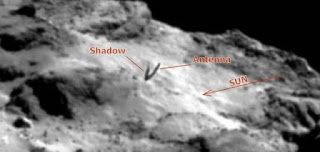 Mysterious outburst of activity from Spaceship 67P  Spaceship%2Bcomet%2B67P%2B%25282%2529