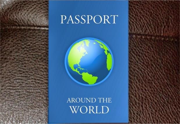 fun passport template - the crafty work at home momma little pretend passports