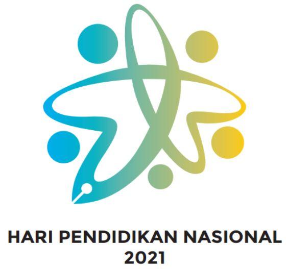Logo Hardiknas 2021