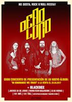 Concierto de Dead Lord y Blackbox en Wurlitzer Ballroom