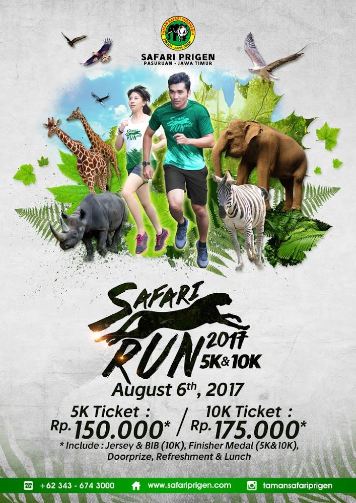 Safari Run • 2017