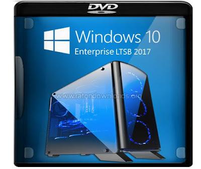 Windows 10 Enterprise 2017 LTSB 64Bits