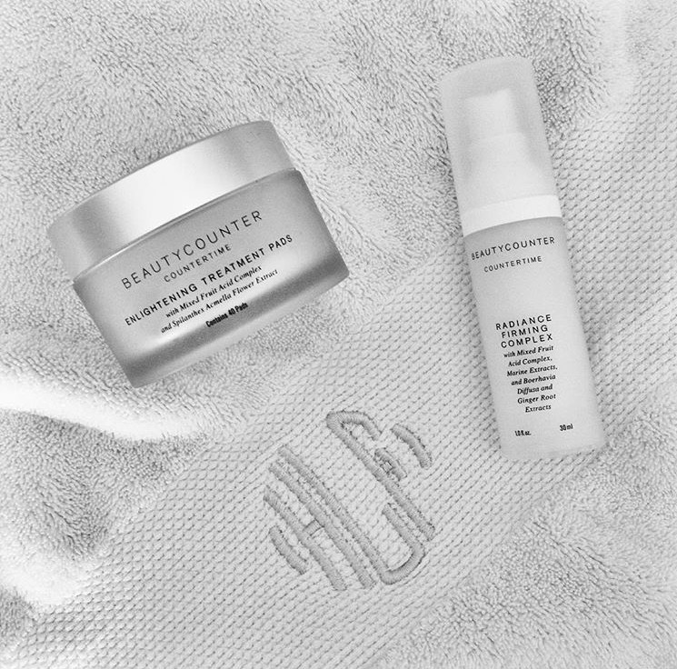 beautycounter radiance firming