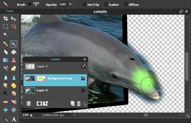 cara edit foto online mudah