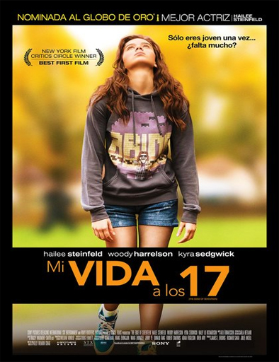 Ver Mi vida a los 17 (The Edge of Seventeen) (2016) Online