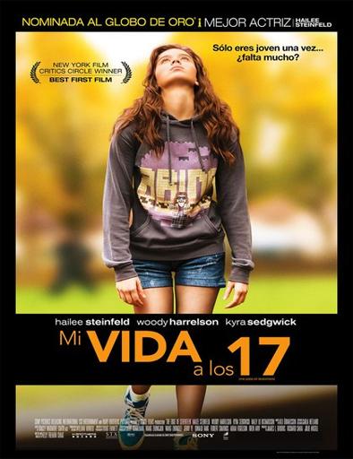 Ver Mi vida a los 17 (The Edge of Seventeen) (2016) Online