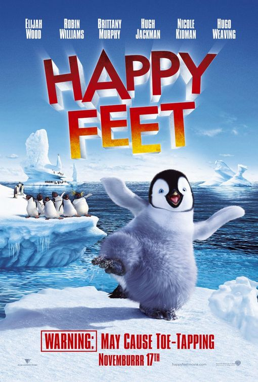 Happy Feet (2006) Película Completa HD 1080p [MEGA] [LATINO]