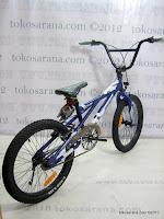 3 Sepeda BMX Wimcycle Metalizer 20 Inci