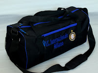 Jual Tas Travel Bag Bola Inter Milan Bordir Murah