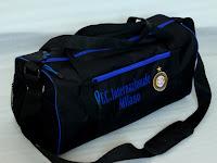 Jual Tas Travel Bag Bola Inter Milan Bordir Murah