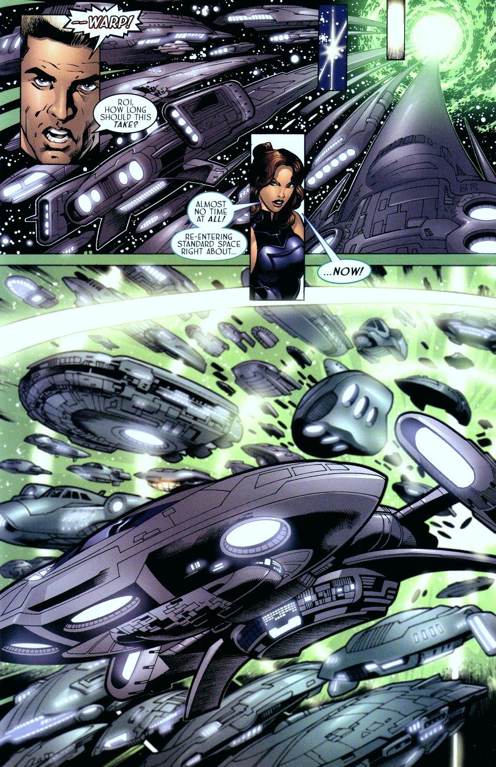 Read online Sigil (2000) comic -  Issue #16 - 8