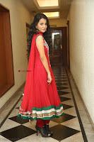 Mahima in super cute Red Sleeveless ~  Exclusive 50.JPG