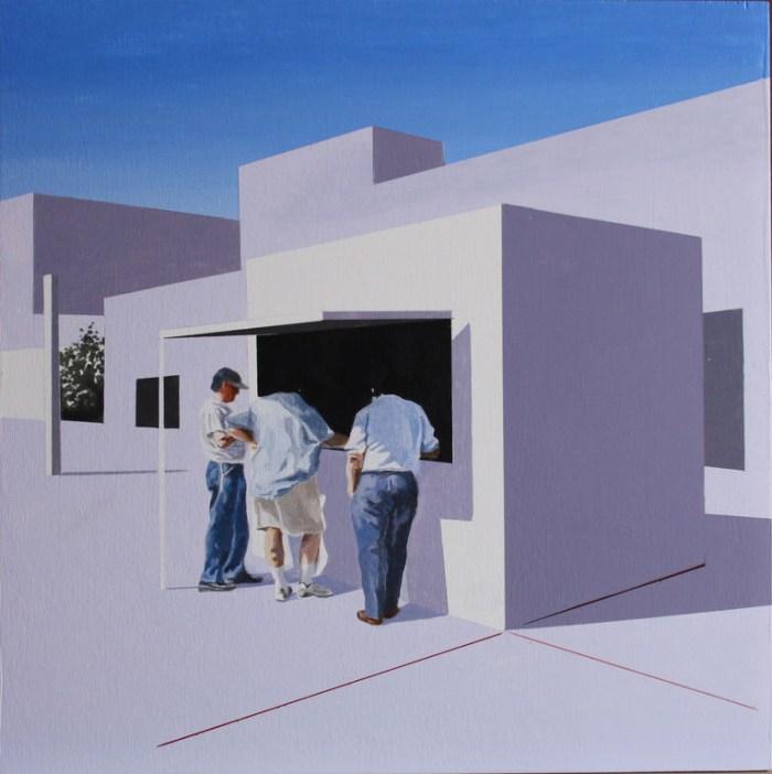 Испанский художник. Amador Garcia