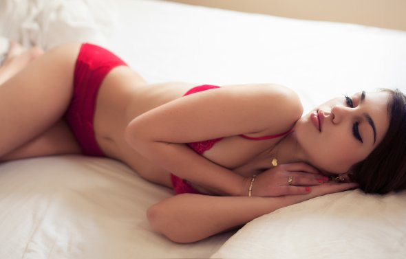 Matan Eshel fotografia mulheres modelos sensuais beleza Daniela Chechik