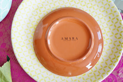 Sugarbush dinner plates amara