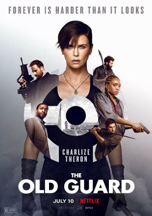 The Old Guard 2020 HDRip 720p Dual Audio In Hindi English