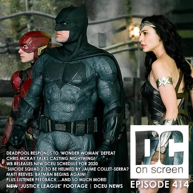 Batman, The Flash, and Wonder Woman ready themselves for battle in Justice League
