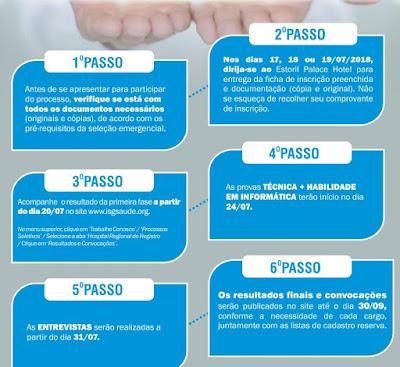 Hospital Regional de Registro-SP abre Processo Seletivo
