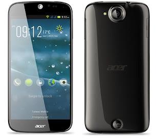 Acer Liquid Jade dilengkapi kamera terbaik 21 MP