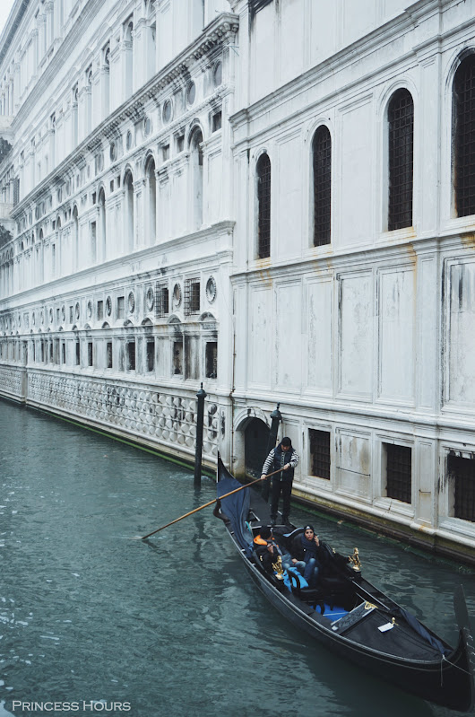 PRINCESS HOURS: How I Spent My 24 Hours in Venice