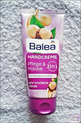 Balea 2 u 1 krema za ruke