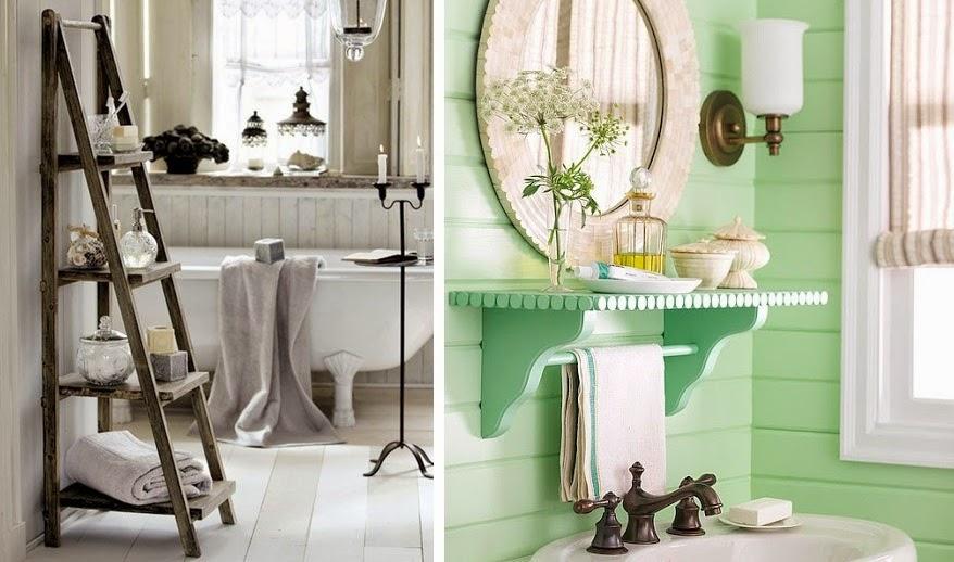 Casas de banho vintage decora o e ideias - Casas estilo vintage ...