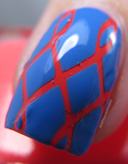 Twisted Vine Nail Stencils with Kayla Ray Vinyls