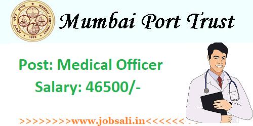 Medical Officer Jobsin Mumbai