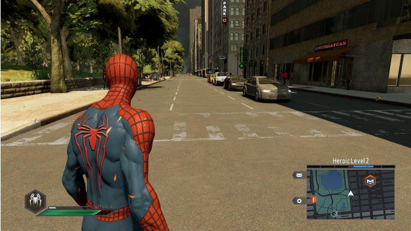 free download the amazing spider man 2 apk
